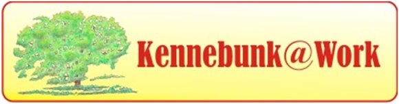 Kennebunk @ @Work Newsletter