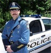 Kennebunk Police Chief Bob MacKenzie