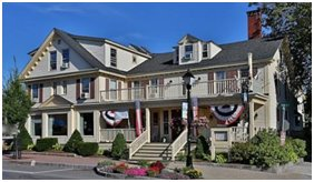 The Kennebunk Inn, Main Street, Kennebunk