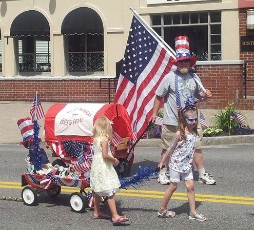 Red Wagon Brigade