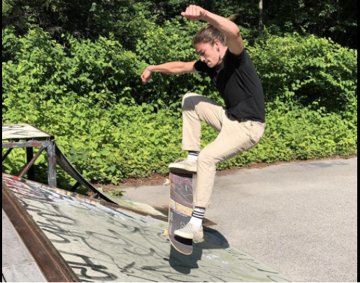 Kennebunk Skatepark, Shawn Sullivan photo, YCCS