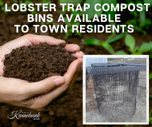 Lobster Trap Compost Bins
