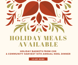 holiday meals available