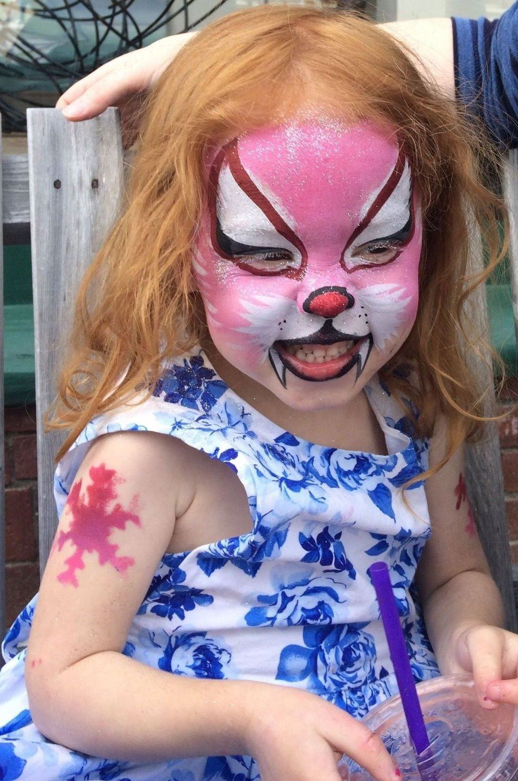 Face Painting SummerFest 2015