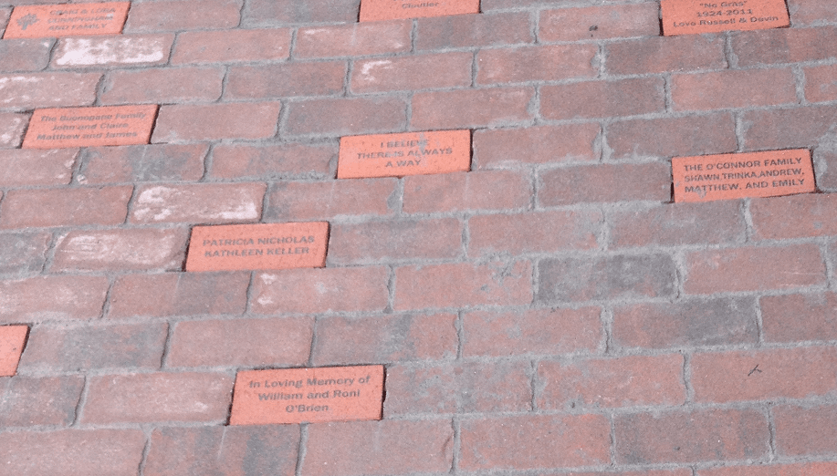 Bricks at Waterhouse