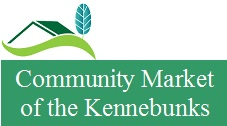 Community market logo