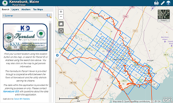 Welcome to our online GIS application!