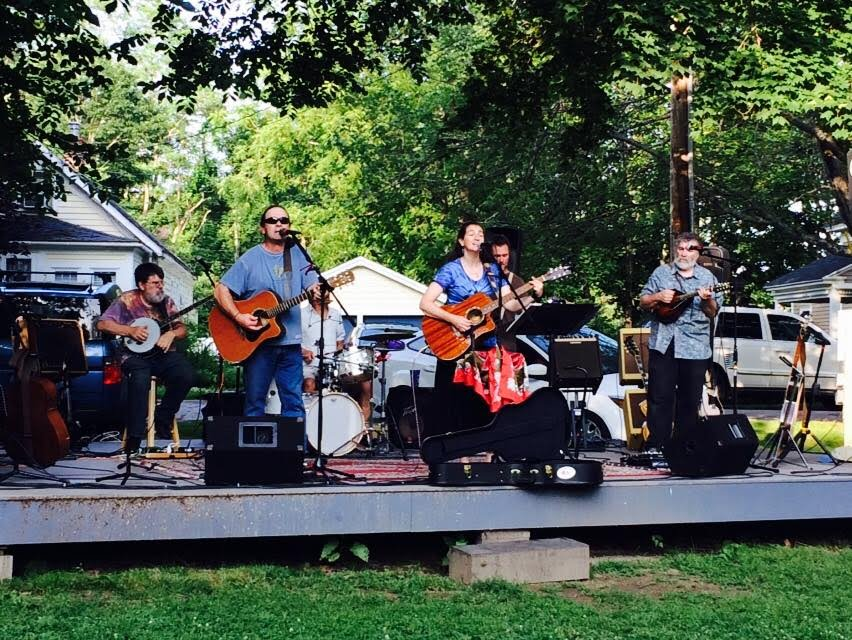Kennebunk River Band - Concerts in the Park
