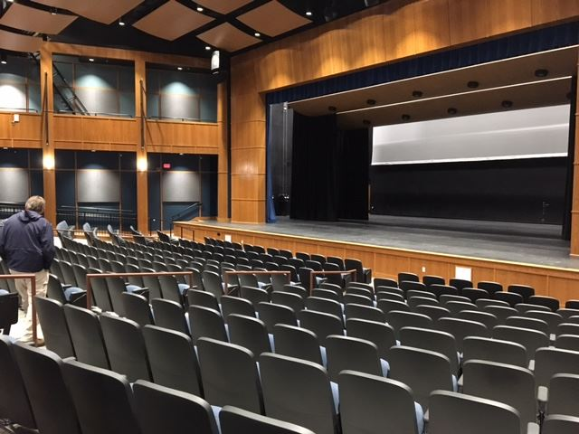 High School Auditorium