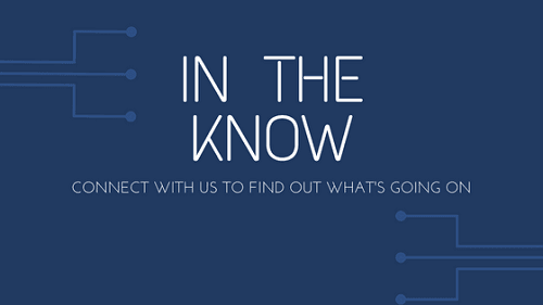 Blog header In the Know