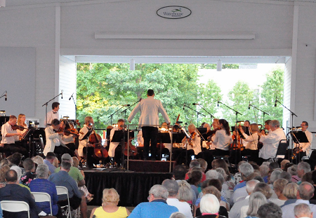 Music on Main presents the Portland Symphony Orchestra