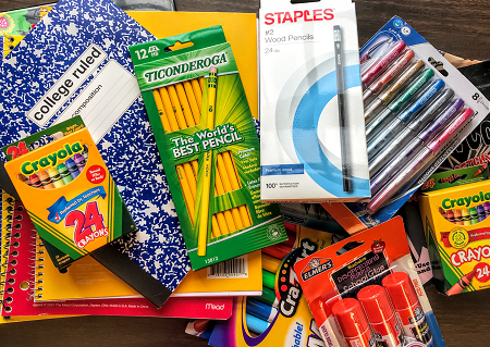 Help kids in York County start the year with supplies for school