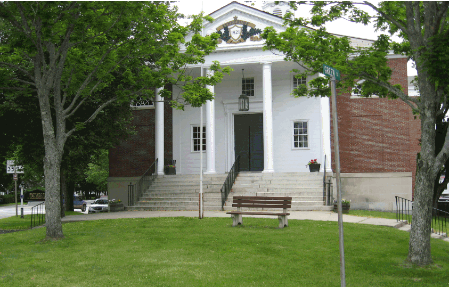 Kennebunk Town Hall cropped
