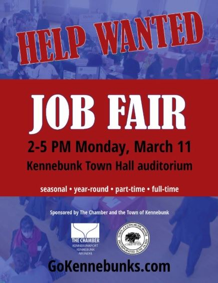 Job Fair Flyer 2019
