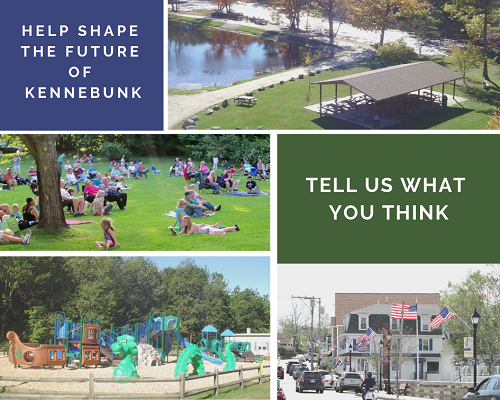 Help Shape the Future of Kennebunk