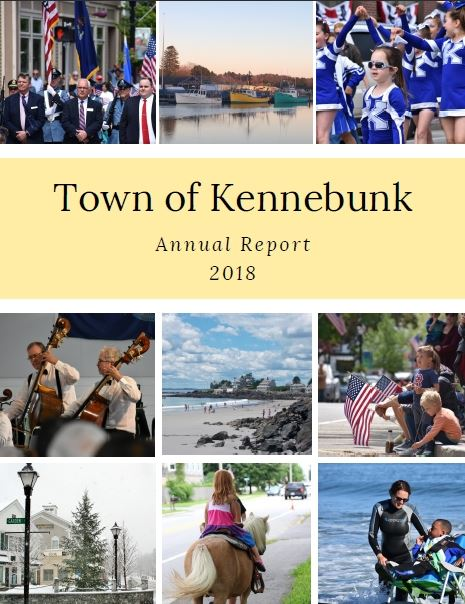 Annual Town Report Cover