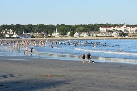 Beautiful Kennebunk Beach